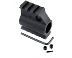 E P ARMORY AR15 ALUMINUM RAIL HEIGHT GAS BLOCK
